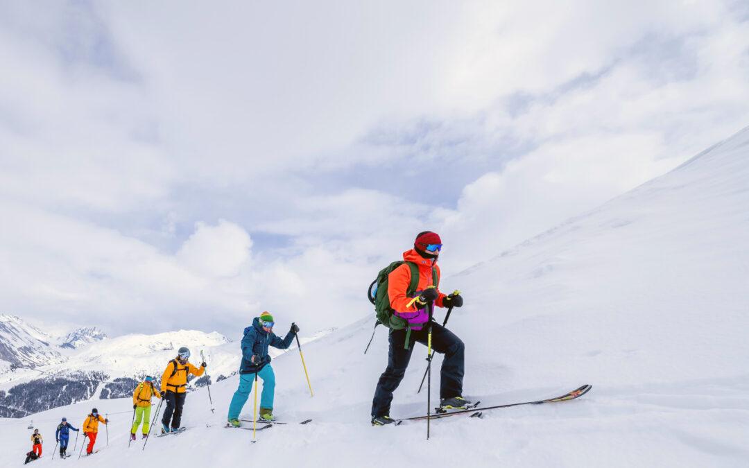 Sci alpinismo in Valtellina. Ph Sam Confortola